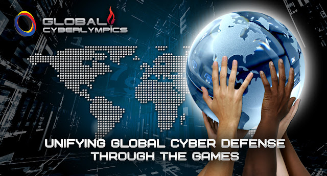 "EC-Council is launching ""CyberLympics"" - Olympic games for Cyber Security"