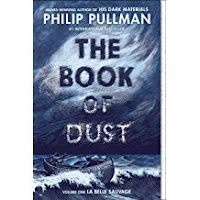 Cover of the first book in The Book of Dust trilogy