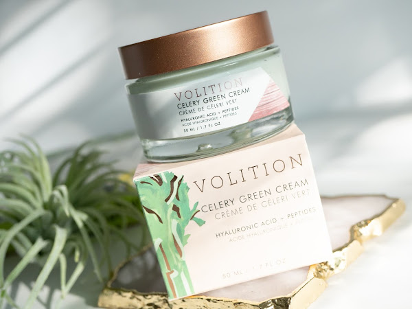 VOLITION BEAUTY Celery Green Cream