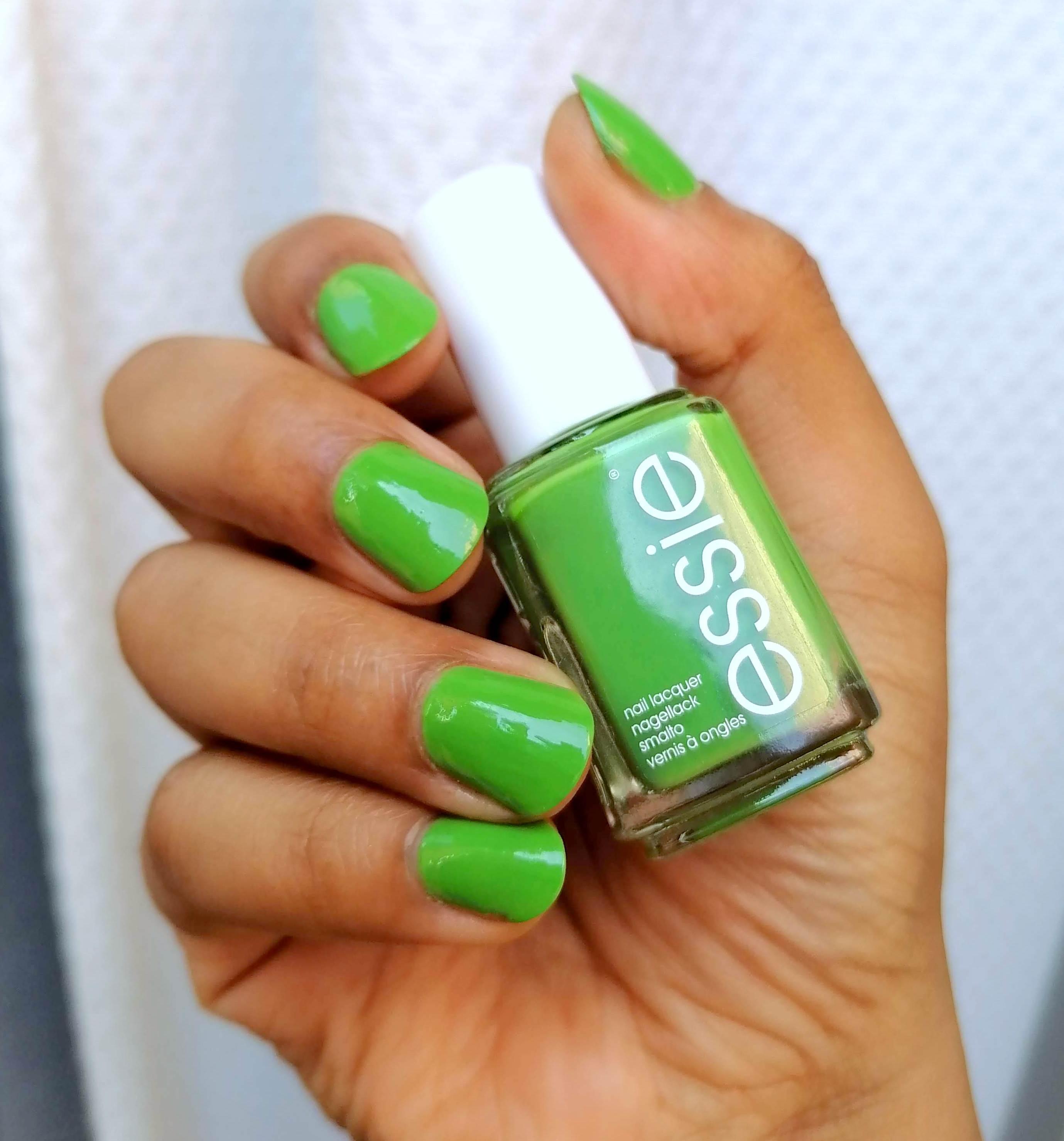 Essie  - Feelin' Just Lime