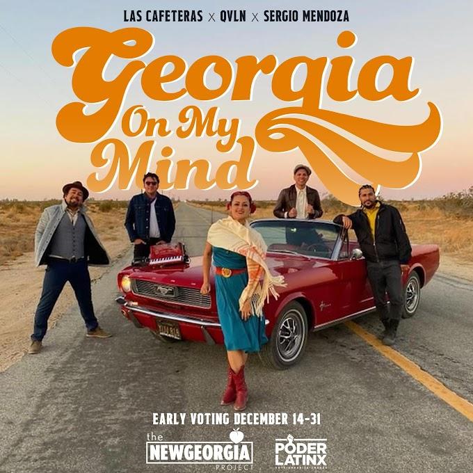 Latinx Band, Las Cafeteras Does 'Spanglish' version of 'Georgia on My Mind'  for Georgia US Senate Runoffs