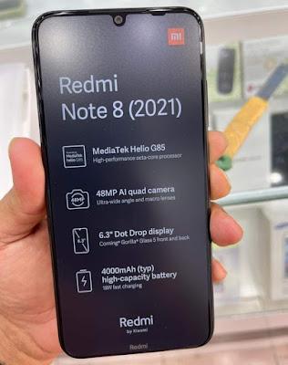 شاومي Xiaomi Redmi Note 8 2021
