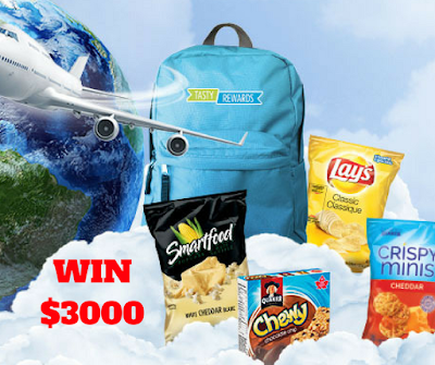 Snack Your Bags Contest- Win $3000