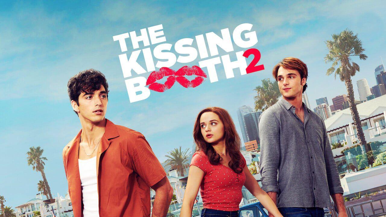 Kissing Booth 2 Netflix