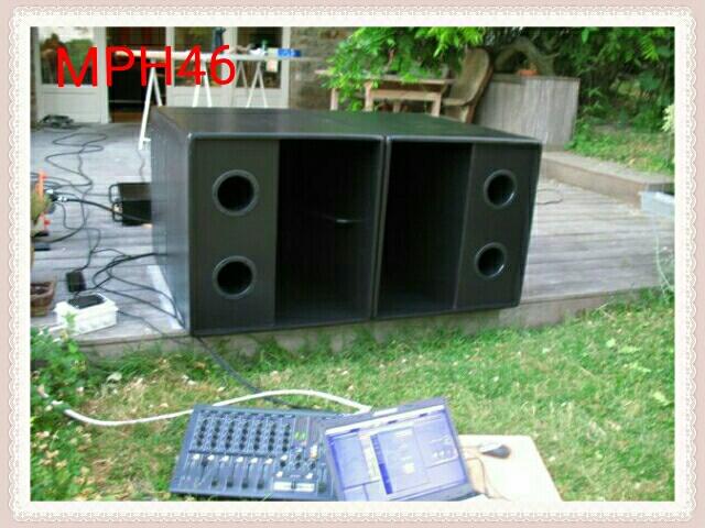 skema box speaker 18 MPH 46  HAZA MUSIK