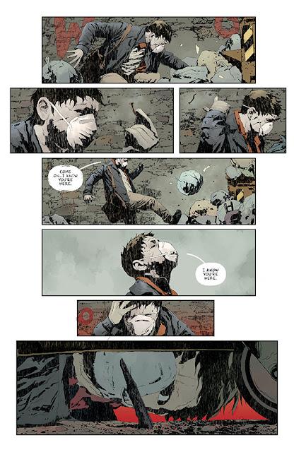 """GIDEON FALLS"" - The Comic Book: Sneak Preview"
