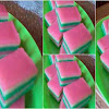 Resep Membuat Kue Lapis Terigu dan Kanji by Bunda aDila