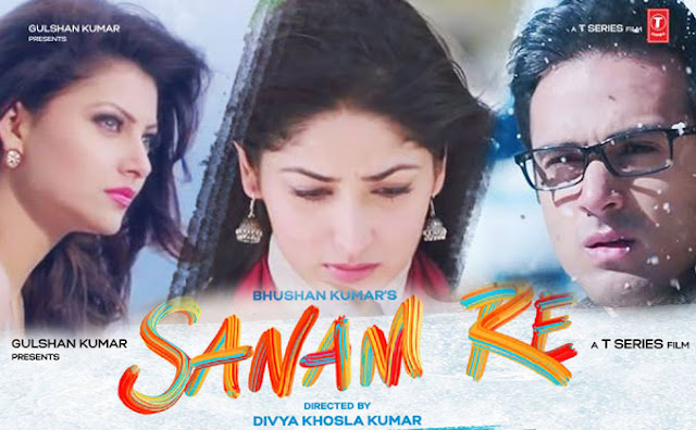 'Sanam Re' Movie Premier on Star Gold HD Tv Channel Wiki Full Detail,Timing