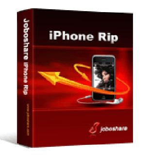 Joboshare iPhone Rip 3.4.7 Build 0503