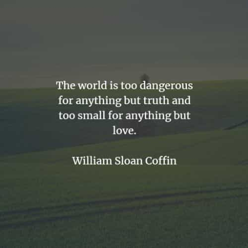 Famous quotes about love that conquers the world