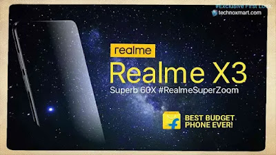 Realme X3 SuperZoom Is Set To Launch In India On June 26: Check Expected Price & Specifications Here