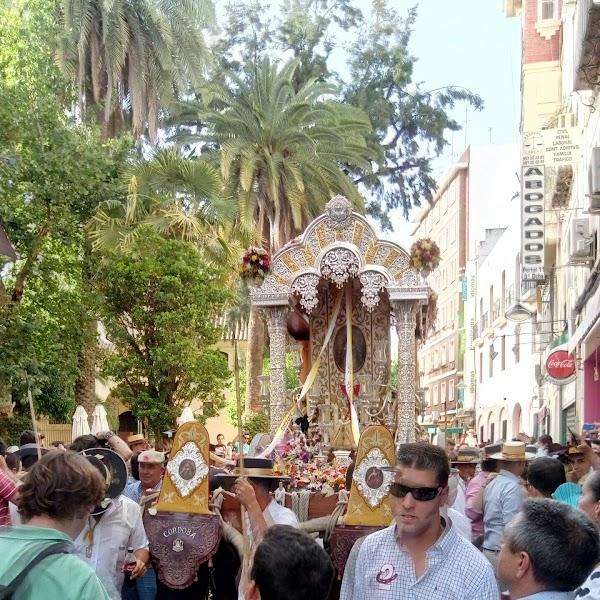 Horario e Itinerario de la salida del Rocío de Córdoba