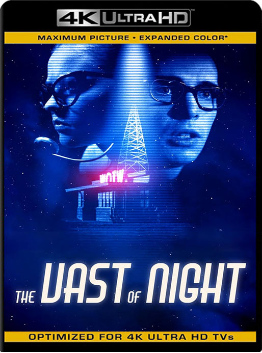 The Vast of Night (2020) WEB-DL 4K Latino [Google Drive] Tomyly