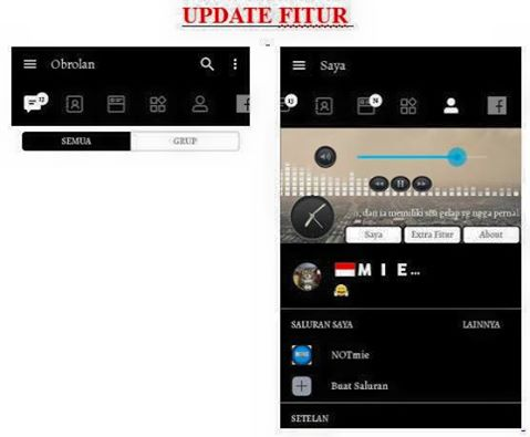 bbm mod black and white apk v3.3.6.51