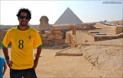 Luck Veloso Egito