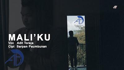 Lirik Lagu Adit Toraja Mali'ku, Lagu Terbaru Toraja 2021