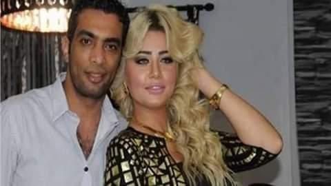 حبس زوجة اللاعب  شادى محمد 3 سنوات مع الشغل والنفاذ لاتهامها بسرقة شقتها
