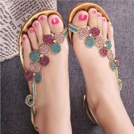 65f1686964fa ... but you can concentrate about the shoes fashion and realize 2015 shoes  style. Shoespie reviews will share five flat sandals with you here