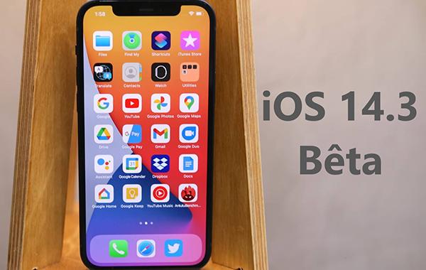 IOS 14.3 est sorti: nouvelles fonctionnalités et comment mettre à jour votre iPhone?
