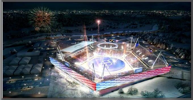 Lokasi-Lokasi Untuk Acara PyeongChang Mountain Cluster - Olympic Winter Games PyeongChang 2018