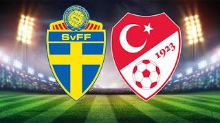 İsveç - TürkiyeCanli Maç İzle 10 Eylül 2018
