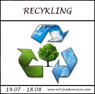 Art-Piaskownica - Recykling