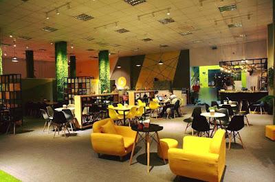 Địa chỉ bán bàn ghế setup văn phòng co-working space tại HCM - 8