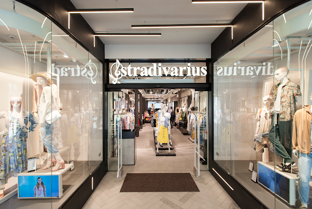 Stradivarius Man - Portal del Angel, Barcelona