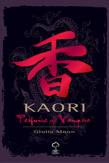 Cabine Literaria #49 : Kaori 2 ~ Coração de Vampira, de Giulia Moon. 10