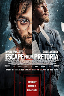 Escape from Pretoria 2020 English 720p WEBRip