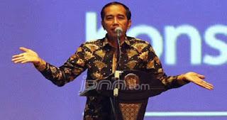 """Soal Demo Kenaikan BBM, Jokowi : """"Warga Papua Membeli BBM Hingga Rp.100 Ribu per Liter Nggak Pernah Demo"""""""