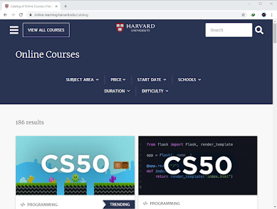Harvard The Best Education Websites for Online Courses