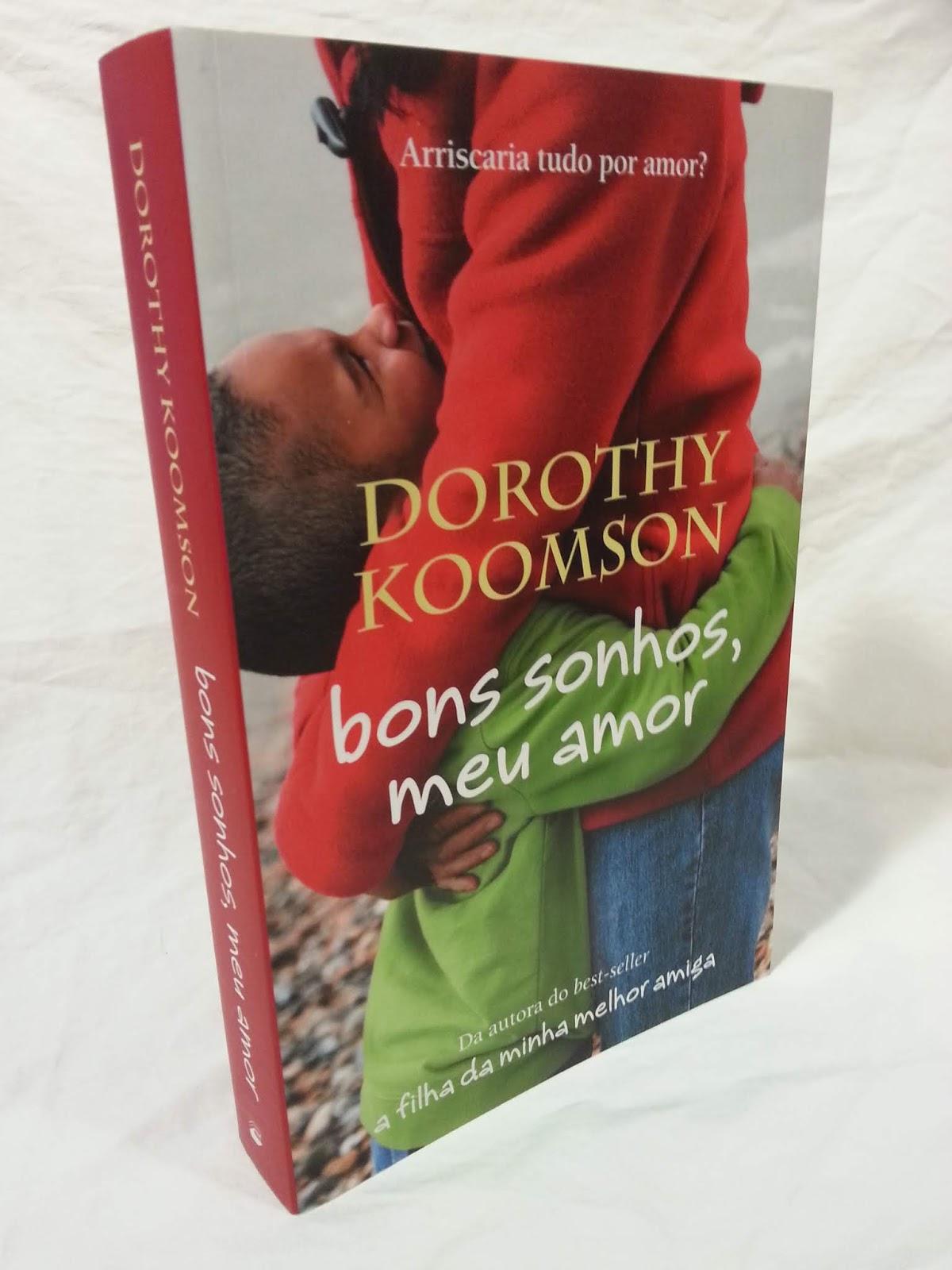 dorothy koomson bons sonhos meu amor