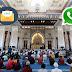 Yang terima SMS atau WhatsApp sahaja boleh solat di masjid