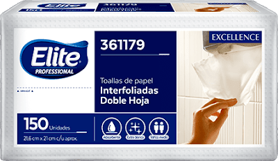 Papel toalla Interfoliado Doble Hoja Triplemax Standard