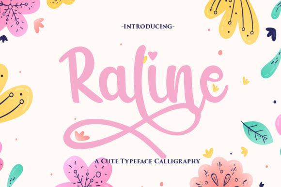 Raline Font