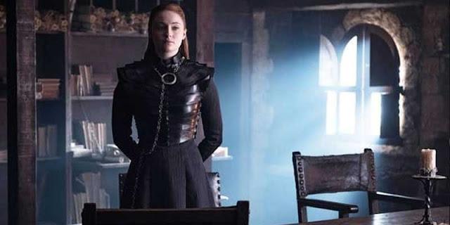 Sophie Turner ('Juego de Tronos'), nominada a los Emmy 2019