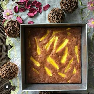 Cara membuat cake Nangka dan Talam nangka, Resep anti gagal.