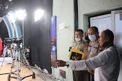 Bidhumas Polda Kalbar Sosialisasikan Polri TV Radio dan Dumas Presisi