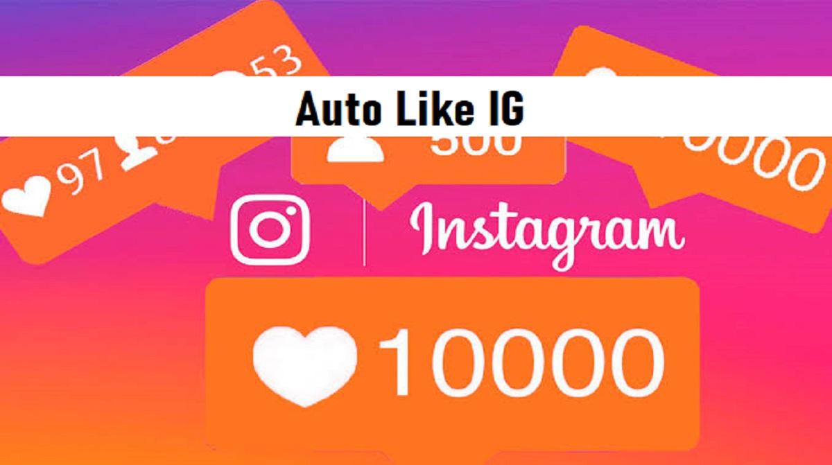 Auto Like IG