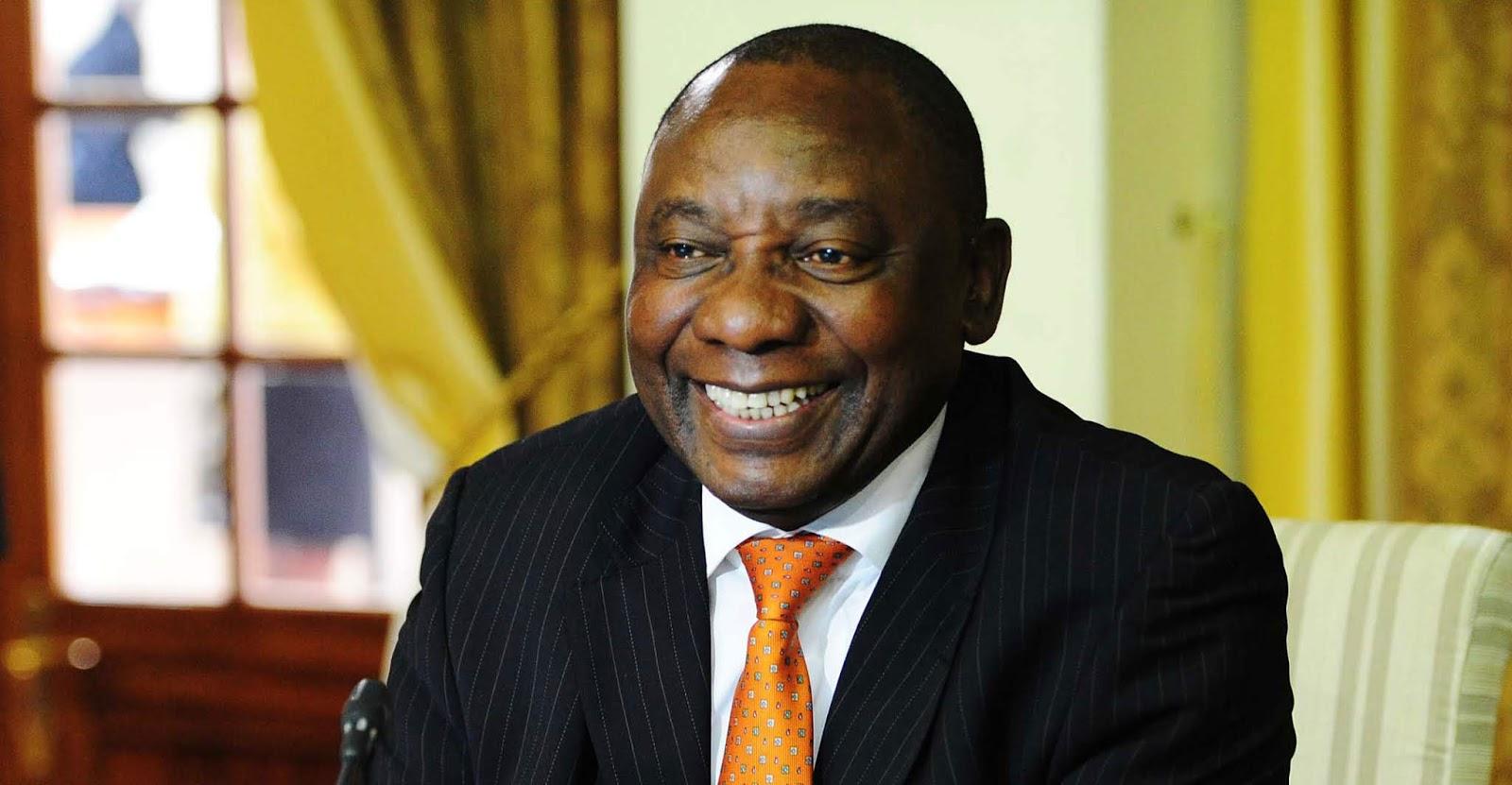Prophecy - Zimbabwe Prophet Ian Ndlovu Warns Cyril Ramaphosa