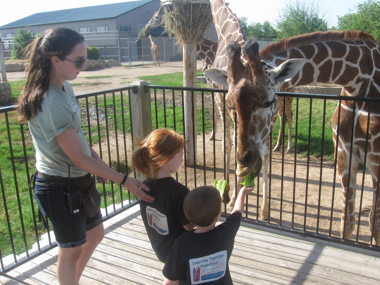 Learning Together Academy: Summer of Exploration~Tanganyika Wildlife