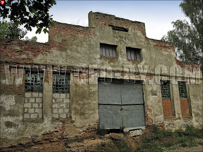 Смоляны. Бывший жилой корпус монастыря доминиканцев