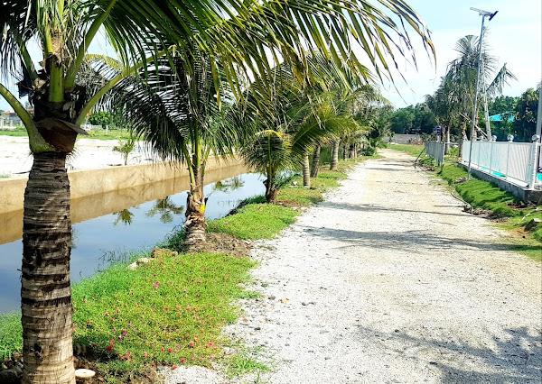 ảnh thực tế dự án happy garden Hồ Tràm thuộc tỉnh bà rịa vũng tàu