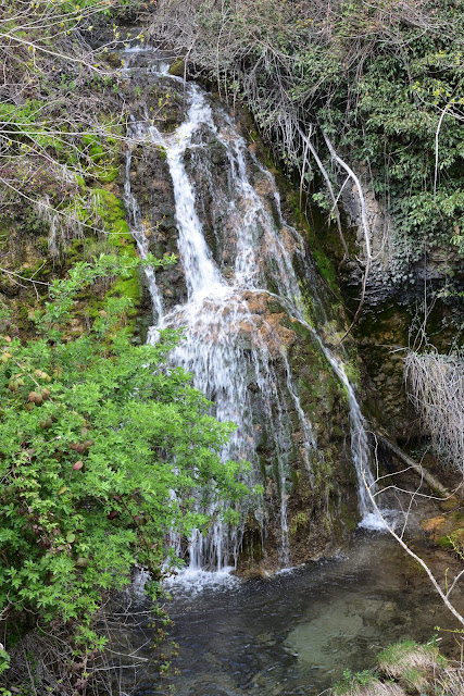 La cascada del Cañigral