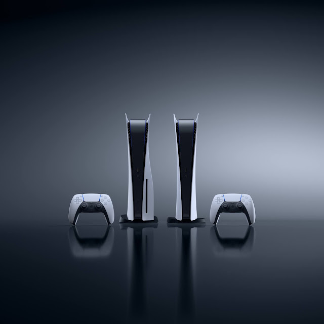 Sony PS5 et ses accessoires en haute résolution !