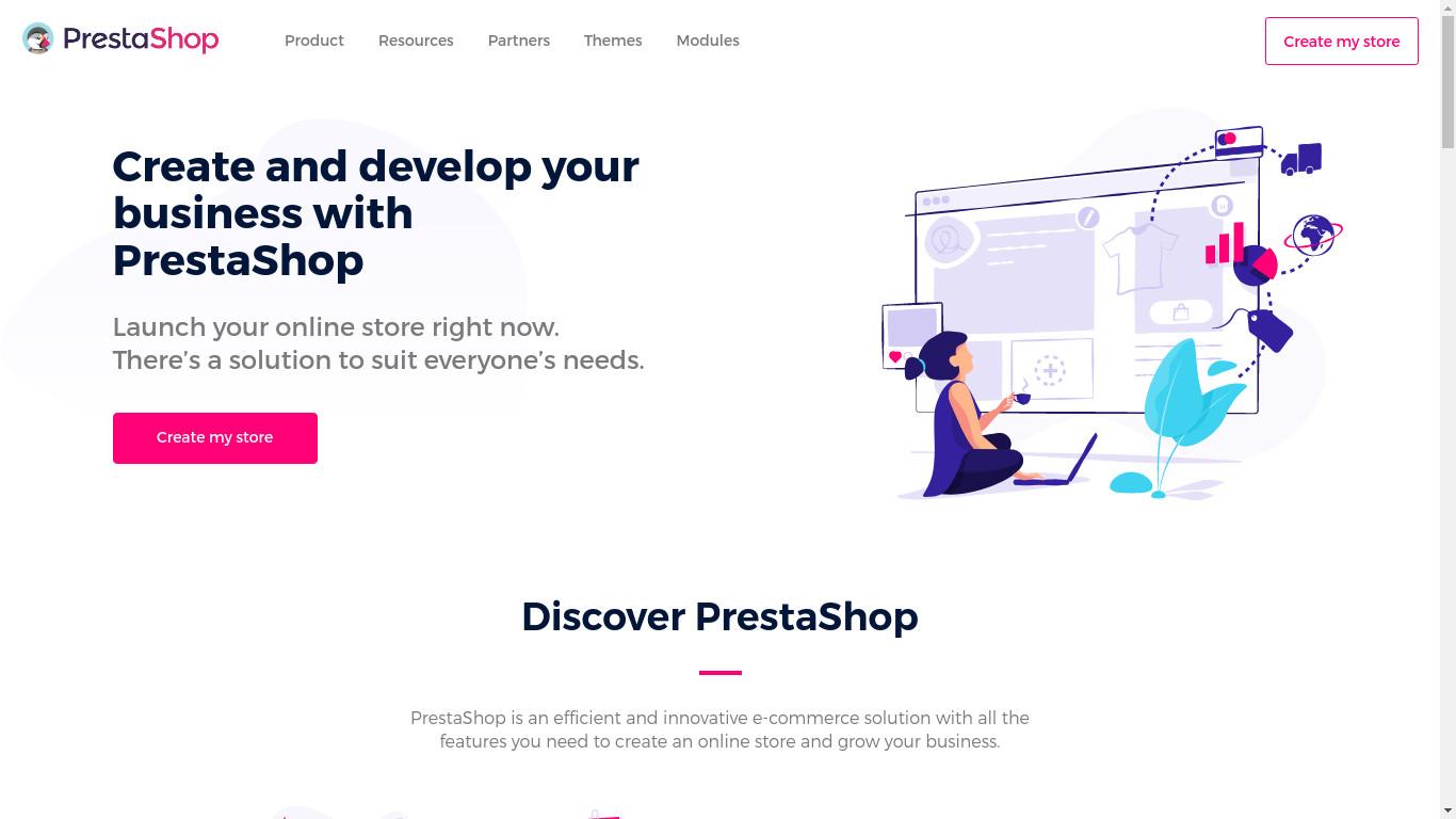 Tutorial Cara Install Website Ecommerce Menggunakan Prestashop Bagian I