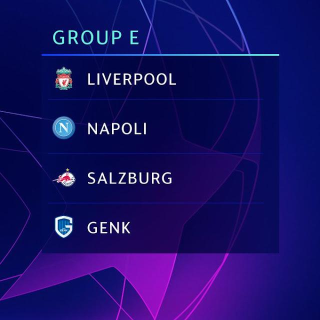 Prediksi Red Bull Salzburg vs Liverpool — 11 Desember 2019