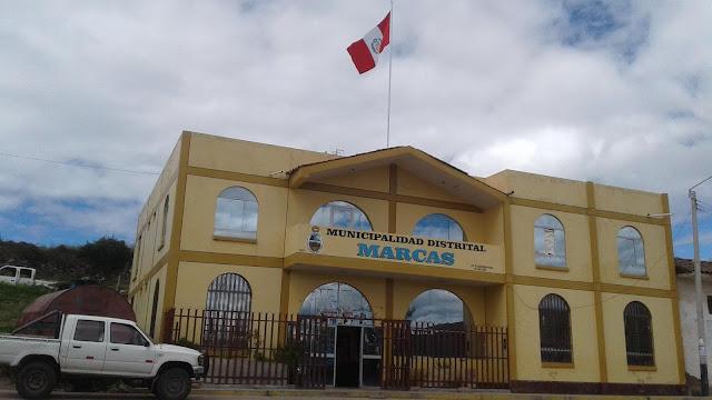 Municipalidad Distrital de Marcas (Acobamba)