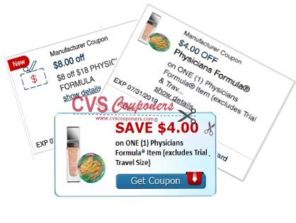 cvs couponers cvs crt coupon pf